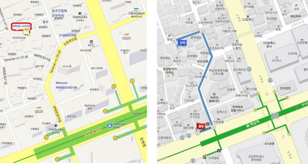 Directions-to-Yang-Good-Korean-BBQ-(cafe-naver)