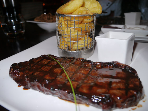 HGAT - Meat Co Wagyu Beef Steak Ribeye halal food london travel beef south african
