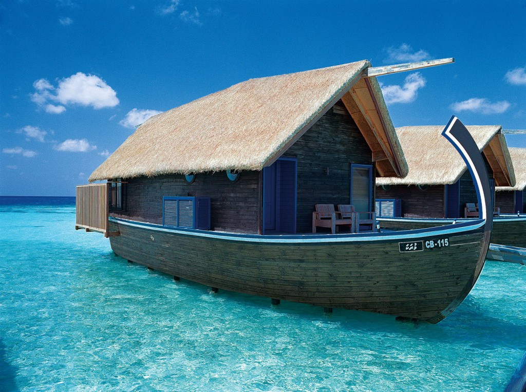 HHWT Maldives Resorts Cocoa Island by COMO Dhoni Suite