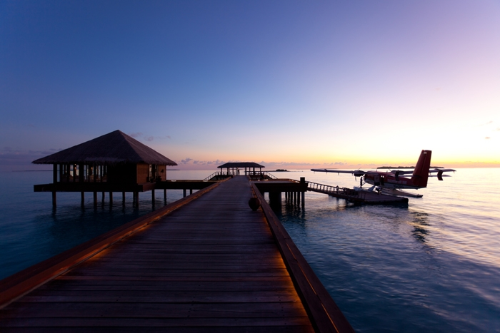 HHWT Maldives Resorts Zitahlikudafunafaru Jetty