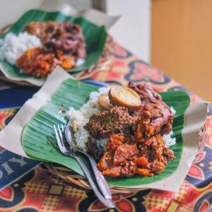 Yogyakarta is bursting with delicious halal food at every corner!hellip