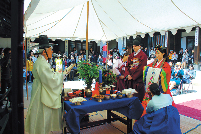 2 - korean traditional wedding namsangol hhwt