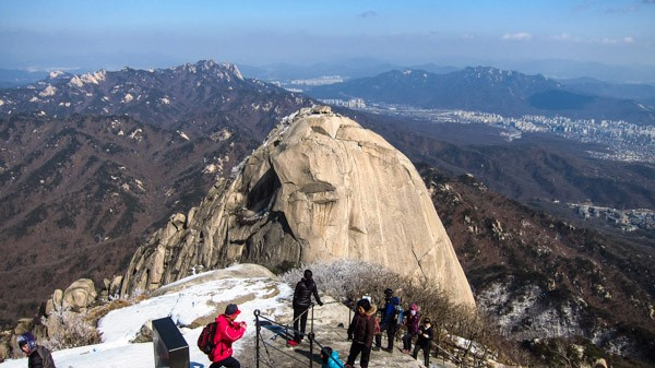 8 - korea mountain hiking