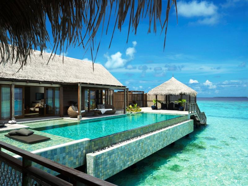 shangri la villingili resort spa maldives water view villa
