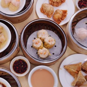 Hong Kong the land of yummy halal dim sum andhellip