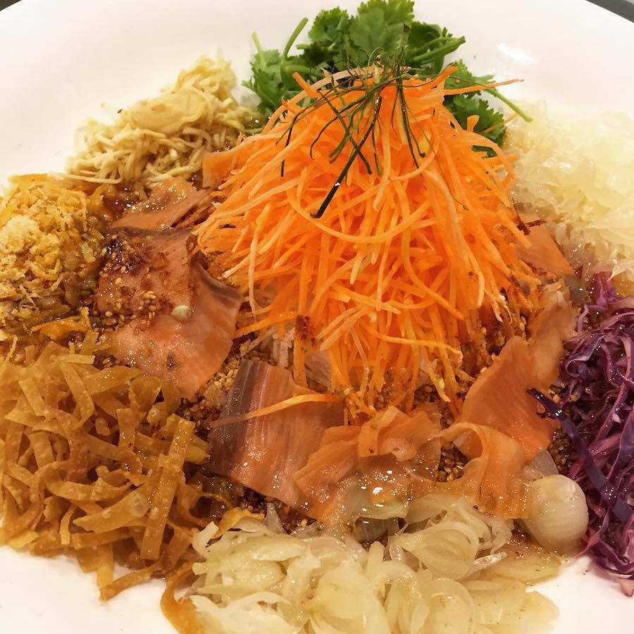 Golden Valley Yee Sang