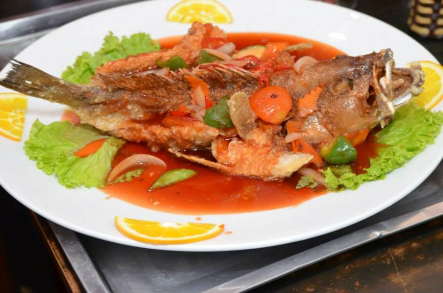 3 - Delicious sweet and sour fish from D Nyonya