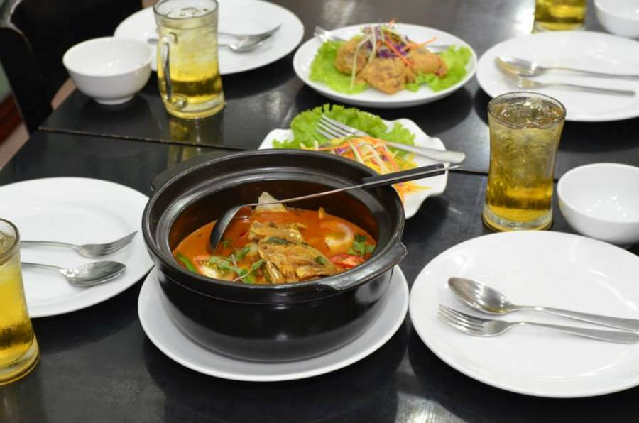 Fish curry tastes better when shared with family and friends