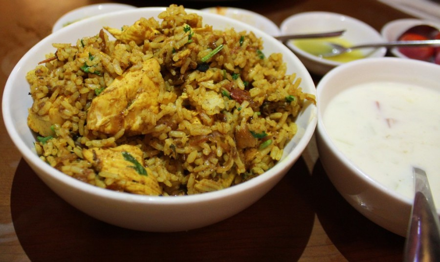 8 - Refuel with this carb-loaded dish from Babas Kitchen