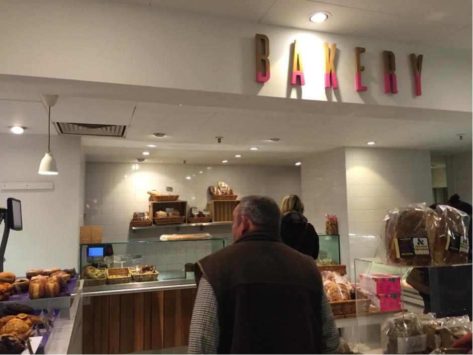 bakery desserts selfridges food hall london halal food muslim friendly