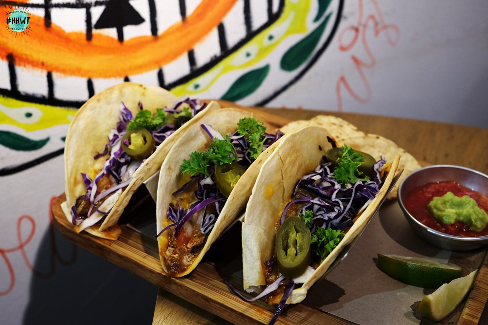Spiced Beef Rendang Tacos
