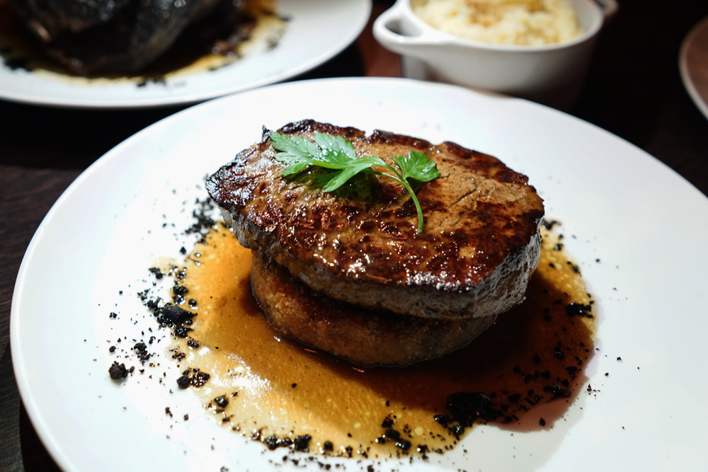 Limousin beef steak - medium