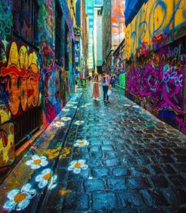 From its artsy laneways vintage markets to yummy halal foodhellip