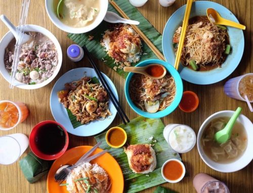 Eat Your Way Through Penang At These 13 Halal Eateries