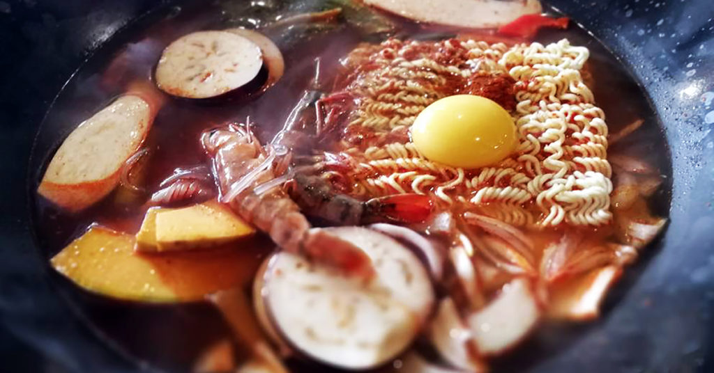 This Halal Korean Restaurant In Klang Valley Serves Ramen Sauna You Probably Never Heard Of