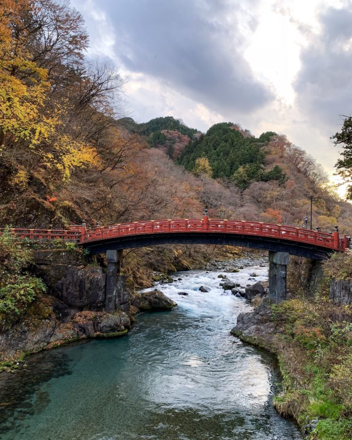 shinkyo bridge nikko