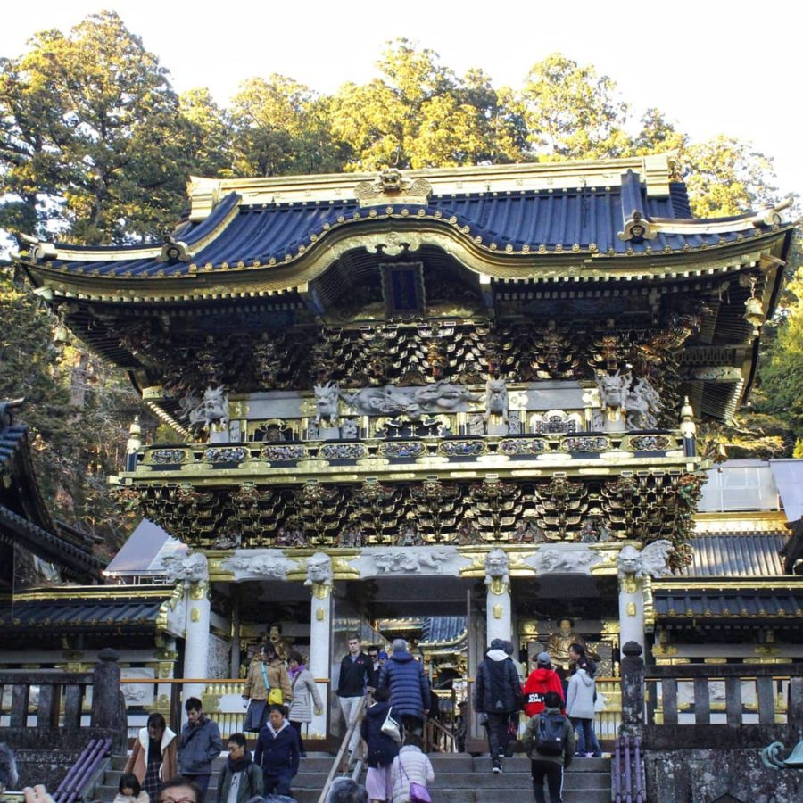 toshogu nikko shrine